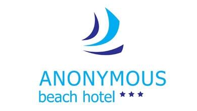 Anonymous Beach Logo